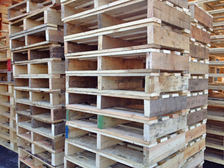 New Life Pallets Stillages In The Midlands Birmingham And